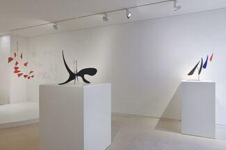 Alexander Calder, installation view