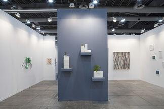 von Bartha at ZⓢONAMACO 2017, installation view