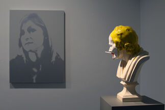Bruce High Quality Foundation: The Retrospective, installation view