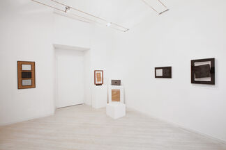 Alberto Biasi. Exordiri / le Trame, installation view