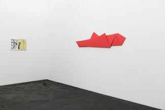 Sébastien de Ganay »Space on the Move«, installation view