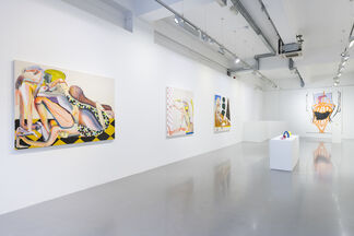 Condo 2018, Gerasimos Floratos and Christina Quarles: Slump Love, installation view