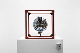 Tim Lewis - Beneath Above, installation view