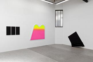 Heart-Shaped Box, installation view