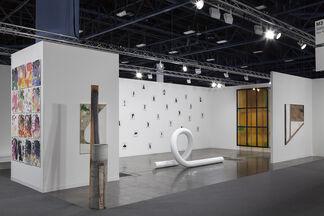 Maccarone at Art Basel in Miami Beach 2015, installation view