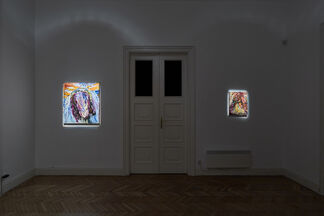 Sounds from the Shelter, installation view