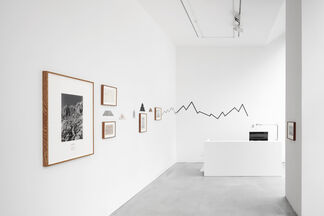 Hamish Fulton. A Walking Artist, installation view