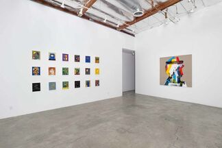 ERIK OLSON:  L.A. Paintings, installation view