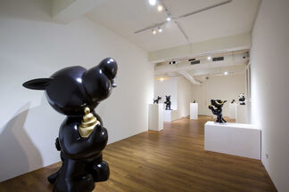 """""""The Dogs Notes"""" Permanent Exhibition, installation view"""