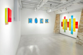 THE HIDDEN DIMENSION Chapter I, installation view