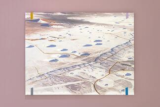 Eric LoPresti:  An Ocean of Light, installation view