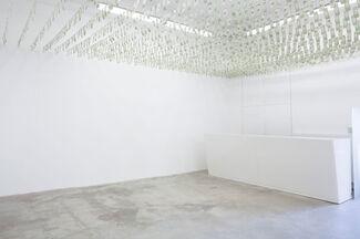 Gianni Motti, installation view