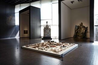 Leeum Collection: Beyond Space, installation view