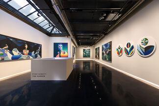 Ryan Hewett   The Garden, installation view