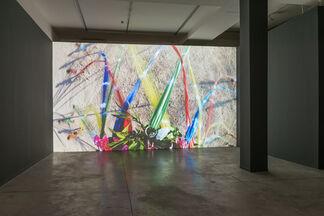 Sigalit Landau, installation view