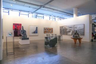 Bolsa de Arte at SP-Arte 2017, installation view