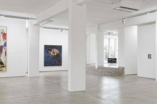 G2 #1: Leipzig 2015. Hildebrand Collection, installation view