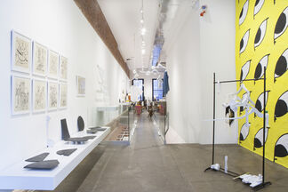 Eric Timothy Carlson: Ob Struct Err Ob Literate Or, installation view