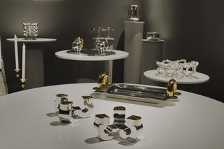 Fine Art Silver at Design Miami/ 2013, installation view