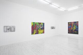Uncanny Zone, installation view