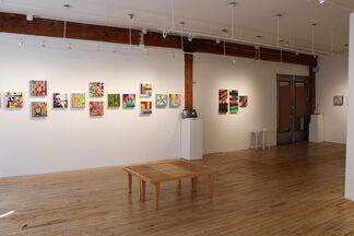 12 x 12, installation view