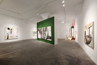 Insdide-Outside, installation view