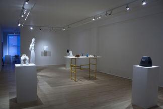 Gilles Mihalcean  /  New Sculptures, installation view