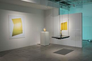 COLOR GAMUT: Matthew Plummer-Fernandez & Anne Katrine Senstad, installation view