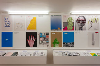 Everything is Architecture: Bau Magazine from the 60s and 70s, installation view