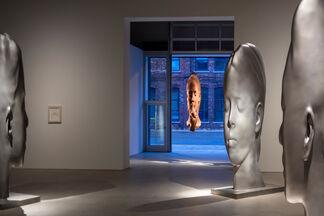 Jaume Plensa: Secret Garden, installation view