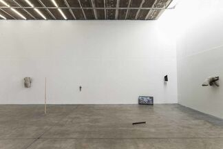 Never Left Behind, installation view