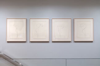 Drawn Together Again, installation view