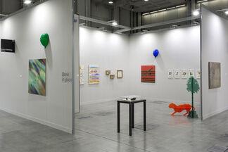 Erica Ravenna Arte Contemporanea at miart 2018, installation view