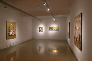 Gun & Suit -Solo exhibition of HUA Chien-Chiang, installation view