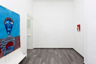 A Momentary Stay Against Confusion, installation view