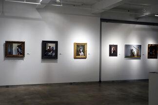 Jas Knight: Euhemerized, installation view