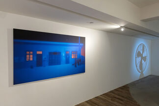 Nightfall, installation view