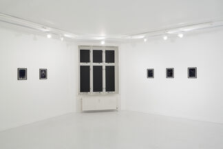 Shyster, Chisler and Quack, installation view