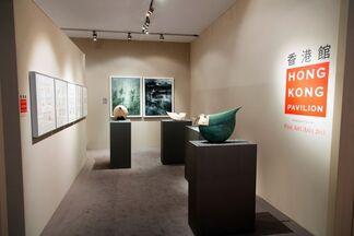 Kwai Fung Hin at Masterpiece London 2013, installation view