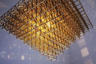 NextLevel Galerie at Design Days Dubai 2014, installation view
