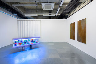 'again, again and again' - Solo Exhibition of Eric Baudart, installation view