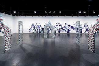 Melike Kara: A Taste of Parsley, installation view
