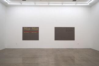 David X Levine: HA HA HA! NO JOKE, installation view