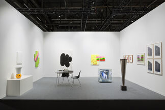 Häusler Contemporary at artgenève 2016, installation view