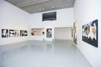 Heaven One Generates Water – Wang Jianwei, installation view