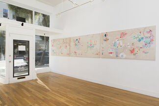 Kelly Tunstall + Ferris Plock: Closer, installation view