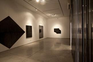 Gregor Hildebrandt   Du stehst im Licht, du stehst im Schatten, installation view