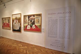 Nigeria Monarchs, installation view