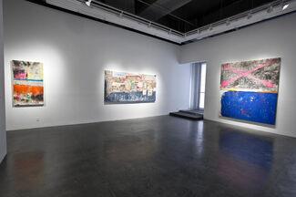 Alfredo Scaroina, installation view
