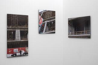 Nancy Popp, installation view